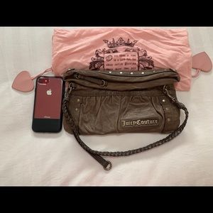 USED Juicy Couture clutch/handbag